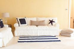 Eco-friendly Montauk Slipcovered Sofa