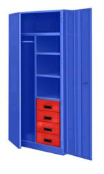 BigBlue Combination Cabinet