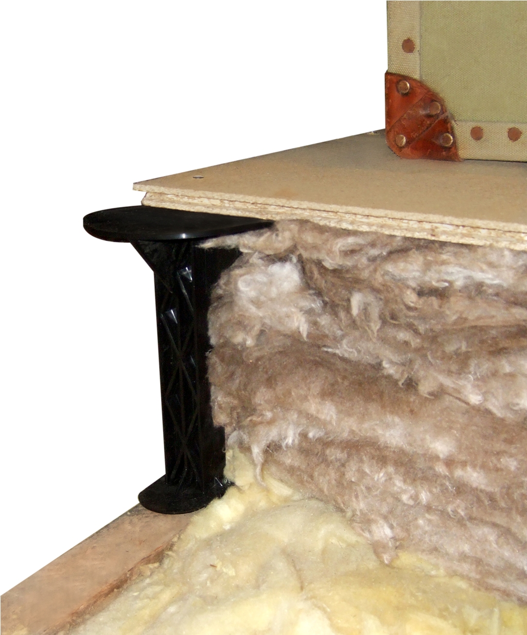 loft stilts. Loft Storage Stilts Enable You To Store Belongings On Top Of 270mm Thick Insulation Without Compressing It. O