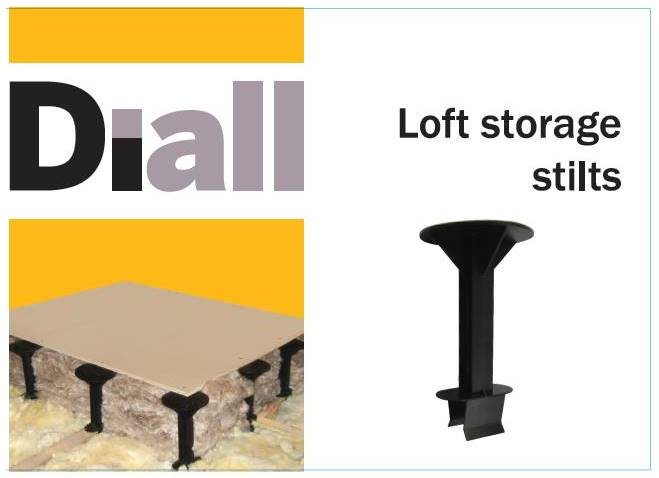 loft stilts. Loft Storage Stilts Are A New, Innovative Product - Available At All B\u0026Q Stores Across The UK Now. I