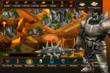 Lords At War MMO for iPhone & iPad - Fury Town with Orc Warrior