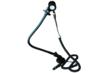 This heavy duty LED lamp is constructed of extruded aluminum with a polycarbonate lens for strength and durability and is rated IP68 waterproof to three meters.