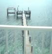 View of dock from 3rd Floor Balcony