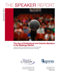Cover image of The Speaker Report
