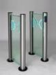 ClearStyle 200 optical turnstile for lobby security