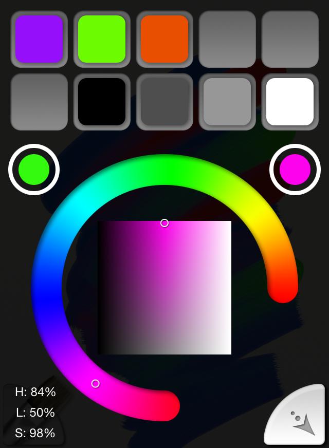 Iphone  Screen Saver App