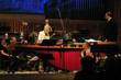 Ivana Bilic playing marimba concerto in Budapest