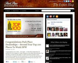 The Expert Blog