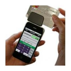 Cell Phone Credit Card Reader