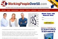 Retirement Jobs, jobs over 50, people over 50