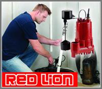 red lion sump pump, red lion sump pumps, red lion pump, red lion pumps