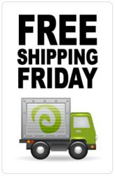 free shipping day 2011