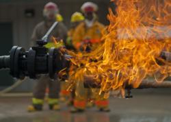 Demo flames