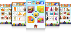Communicating Basic Needs App for the iPad