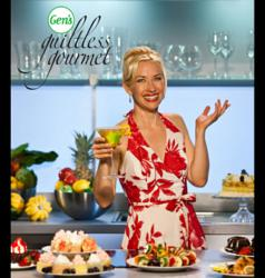 Eco-Friendly and Healthy Chef Gen Anderson, creator and host of the TV culinary series Gen's Guiltless Gourmet