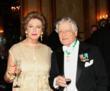 Ms. Giosetta Capriati with Mr. Marco Grassi