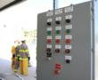 Fire Training Remote Panel