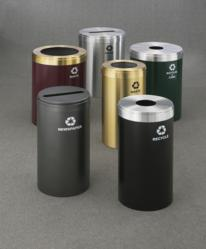 Value RecyclePro Recycling Receptacles by Glaro Inc.