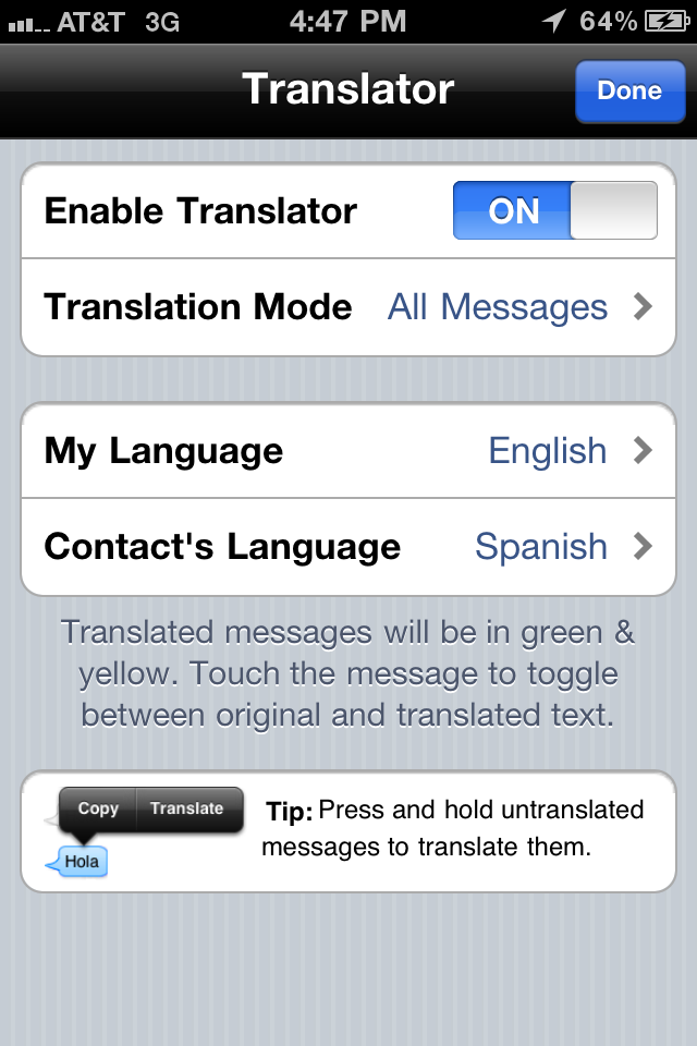 Voxox launches outbound mobile faxing and real time sms for Translate my document to spanish