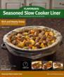 Seasoned Slow Cooker Liner