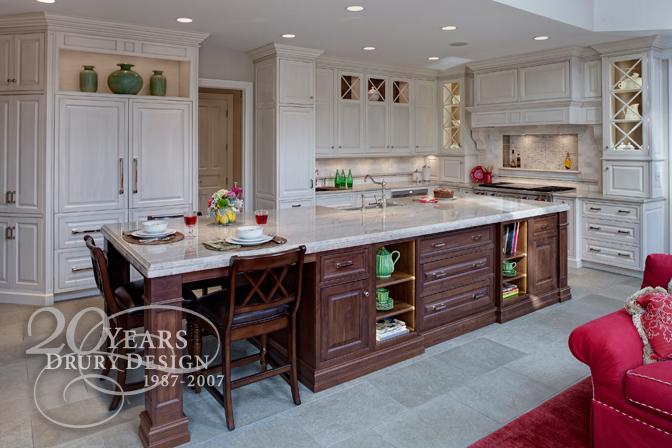 Kitchen Design Winner Best Of Show And First Place MediumWinning  Contemporary Kitchen Design By Gladys Schanstra, CKD CBD For Drury Design  ... Part 75