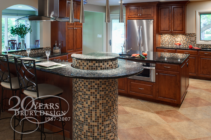 Best In Midwest Kitchen And Bath Design Goes To Drury Design