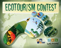 Ecotourism Travel Blog Contest banner