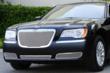 2011 2012 Chrysler 300 Custom Mesh Grille Insert