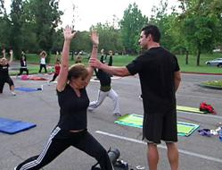 Help growing a fitness business
