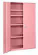 Classic Pink Elephant Cabinet