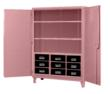Nine Drawer Pink Elephant Cabinet