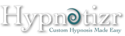 Hypnotizr: Custom Hypnosis Made Easy