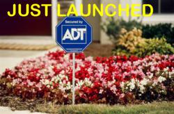 Elite Security Services Home Security Systems with ADT Yard Signs and Decals Making Life Difficult for Intruders