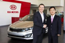 KIA Optima - Lean, green, award winning machine
