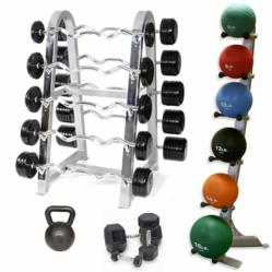 Free Weights Fitness Equipment