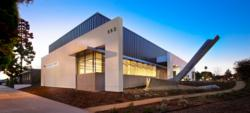 American Public Works Association's 2011 Project of the Year, designed by LPA Inc.