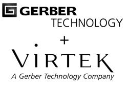 Gerber + Virtek Logo