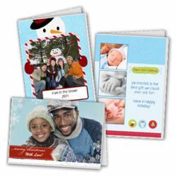 Holiday Photo Cards at RitzPix.com