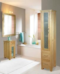 Conran Solid Oak Bathroom Furniture Range