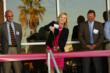 Ribbon Cutting Ceremony at the FSNS Los Angeles Laboratory
