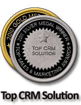 2011 Top CRM Solution Award Winner