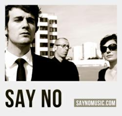 SAY NO Rock Band Picture