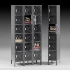 A Plus Warehouse Announces The Addition Of Metal Lockers