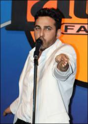 David Golshan, Persian Standup Comedian, Iranian Comedian, Iranian/American Comedian