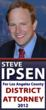 Steve Ipsen, 2012 Candidate for Los Angeles District Attorney