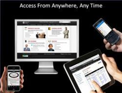 Access Preparis from anywhere