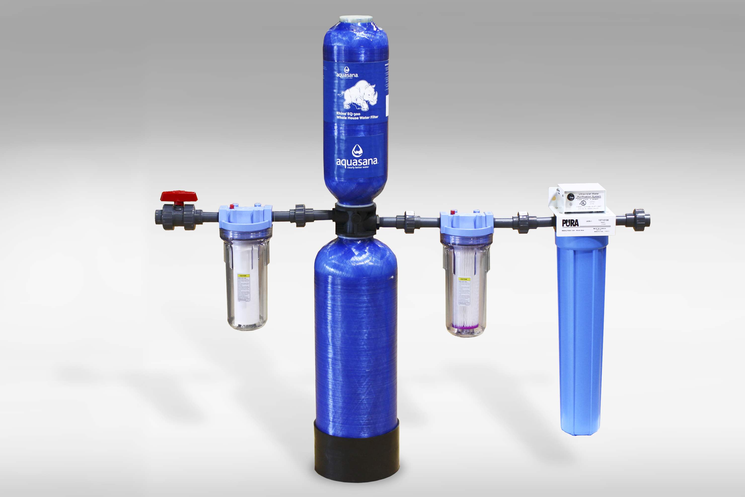 Water Filtration Systems For Homes With Wells Water Filtration System
