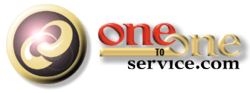 One-to-One Service.com, Inc. Logo