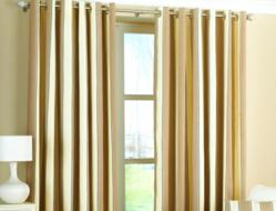 Cheap curtains by Yorkshire Linen