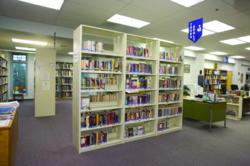 The Glatfelter Library in York County used Datum's 4Post™ Library Shelving to improve their storage and organization